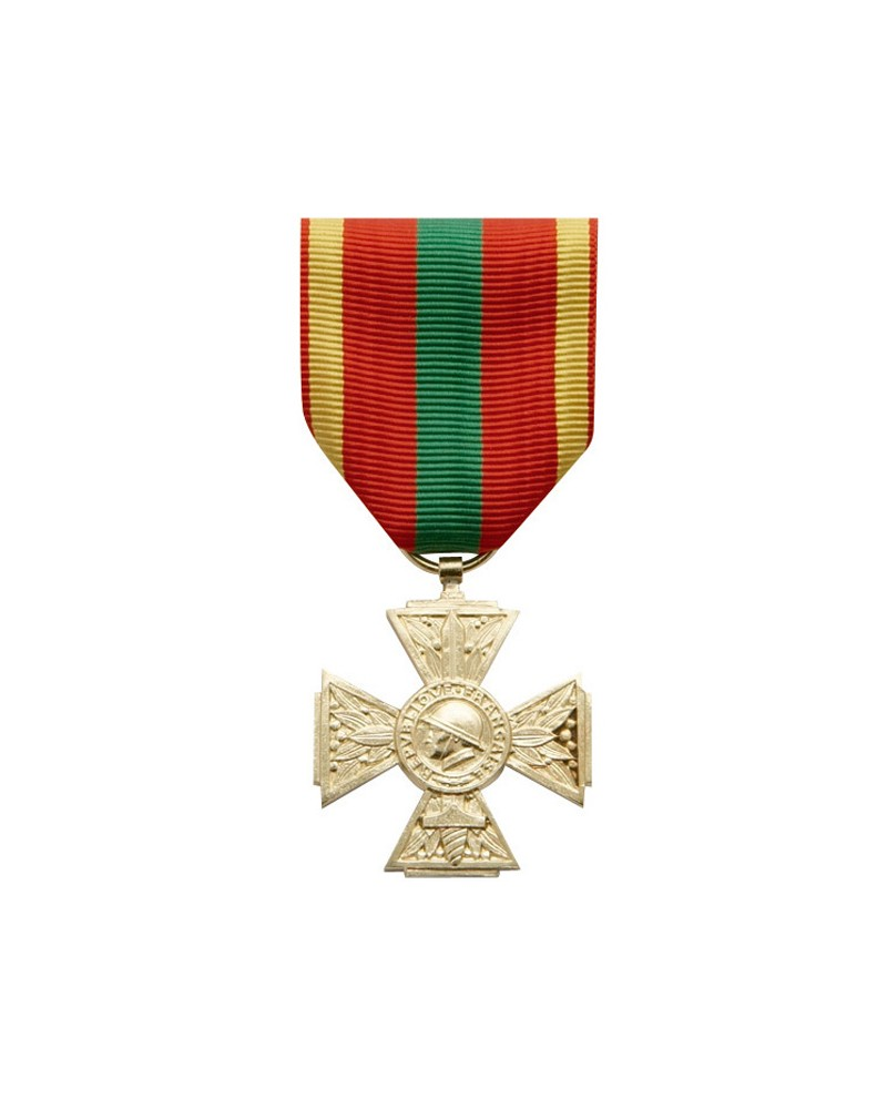 Medaille Croix Du Combattant
