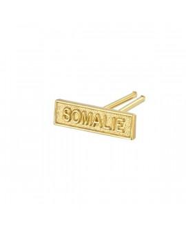 Agrafe Somalie Or