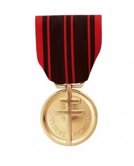 Médaille Résistance Bronze