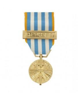 Médaille Déporté Politique Or