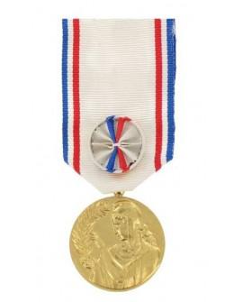Médaille Reconnaissance Vermeil