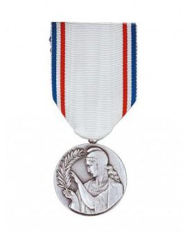 Médaille Reconnaissance Française Argent