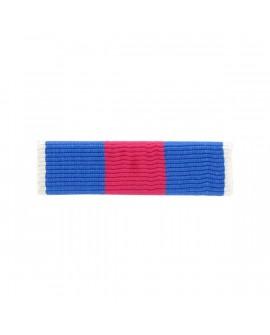 Barrette Dixmude Service Militaire Volontaire (SMV) Argent