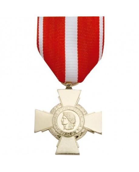 Médaille Croix de la Valeur Militaire