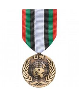Médaille UNAMIR Rwanda de l'ONU