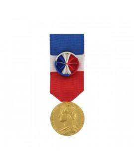 Médaille 30 ans Honneur du Travail Officiel Vermeil