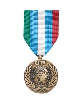 Médaille UNM/BH/OPTIF Bosnie de l'ONU