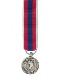 Médaille Défense Nationale Argent