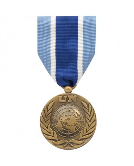 Médaille UNMIK Kosovo de l'ONU