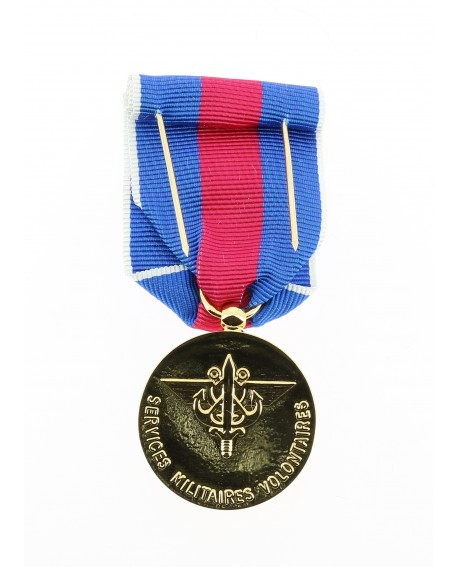 Médaille SMV  Bronze